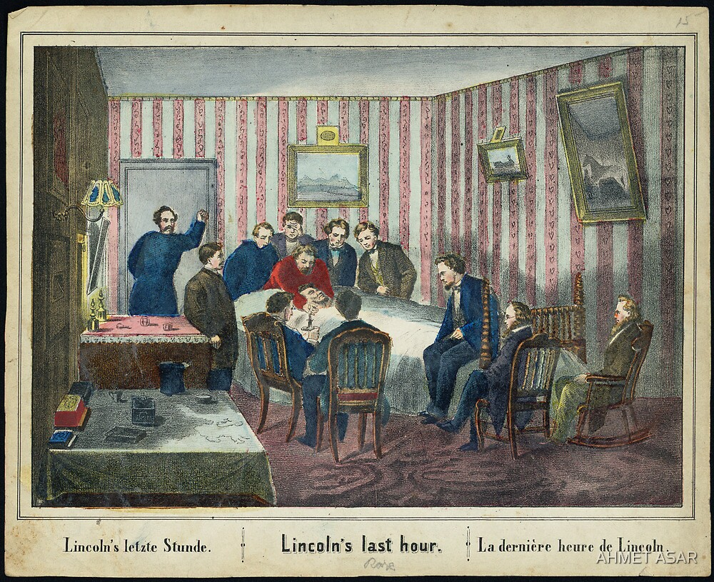 Lincoln's last hour by MotionAge Media