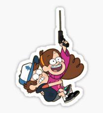 grappling hook! Sticker