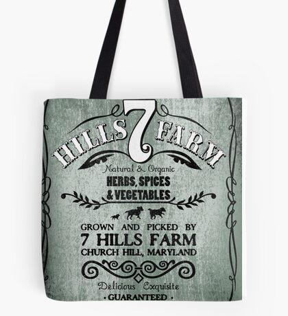 7 HILLS FARM Tote Bag