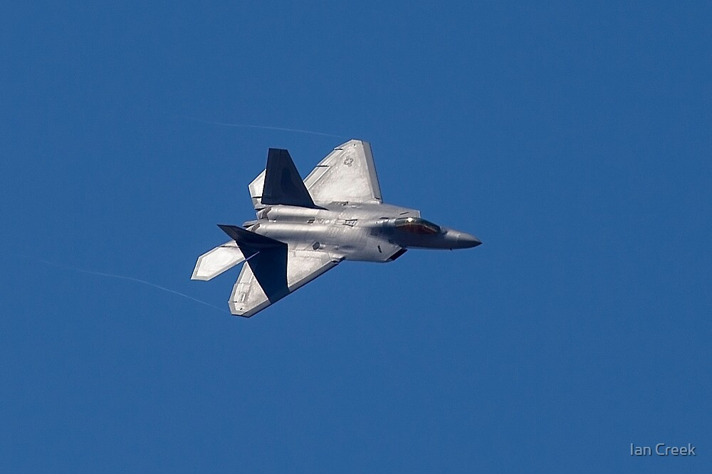 F22 Raptor by Ian Creek