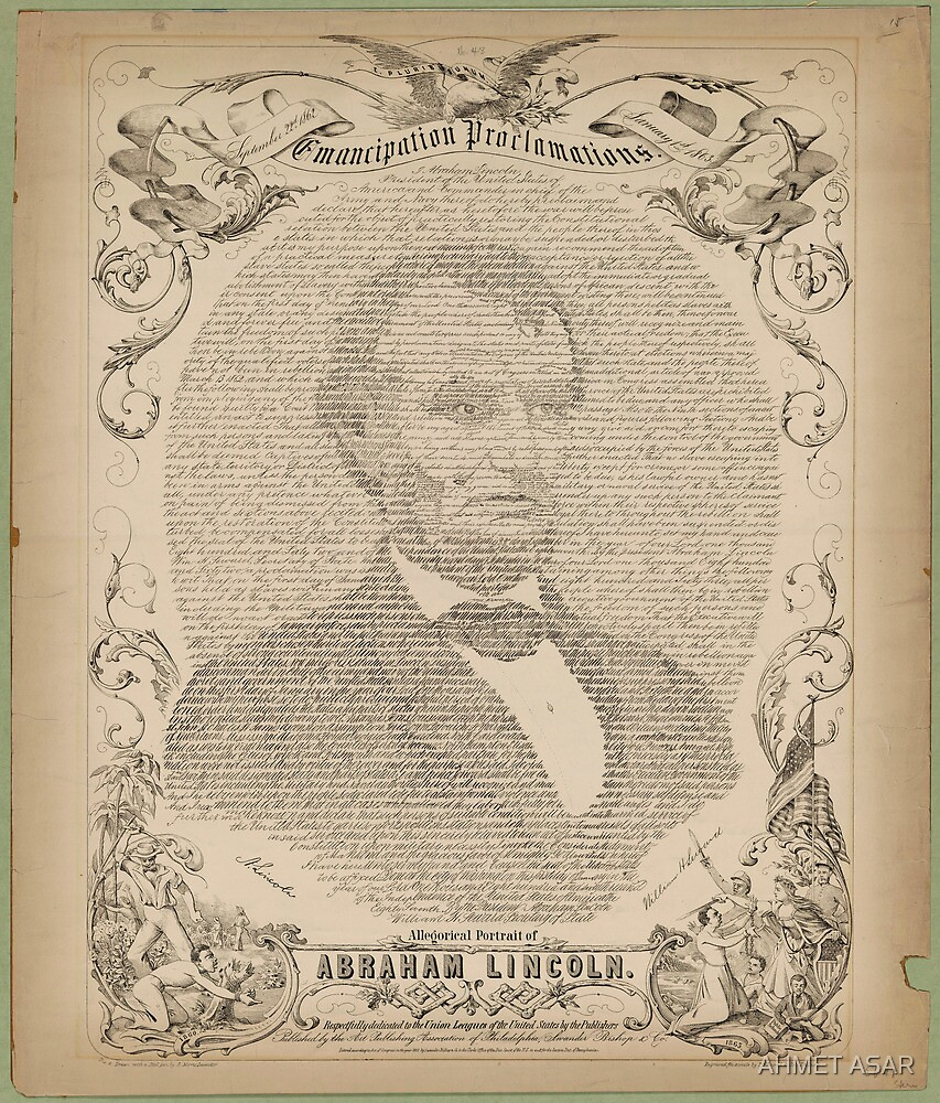Swander Bishop & Co. copy of the Emancipation Proclamation by MotionAge Media