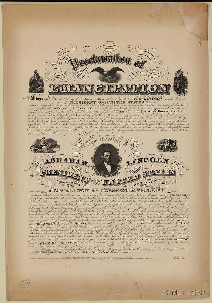 the Emancipation proclamation by MotionAge Media