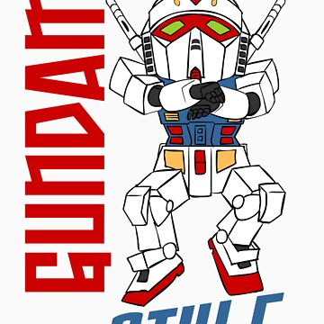 Oppan Gundam Style by ScoobyKun
