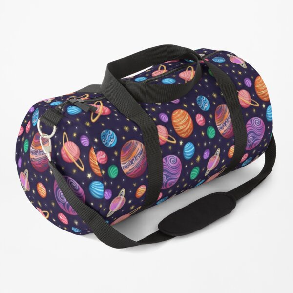 Playful Planets Duffle Bag