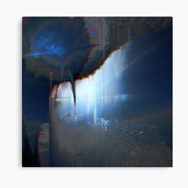 Cloud drops Canvas Print