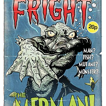 Fright Magazine by Iainmaynard