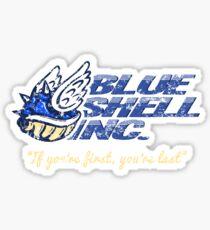 Blue Shell Inc. Sticker