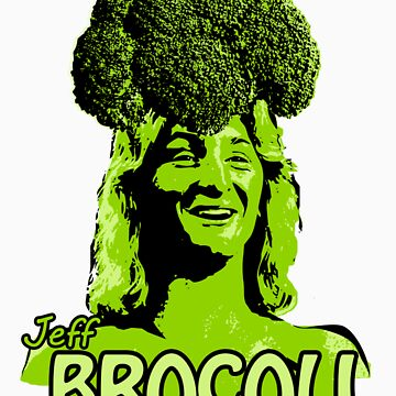 Jeff Brocoli by kirksucks