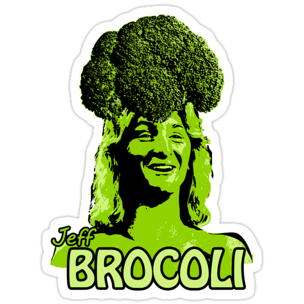 Jeff Brocoli by Kirk Shelton