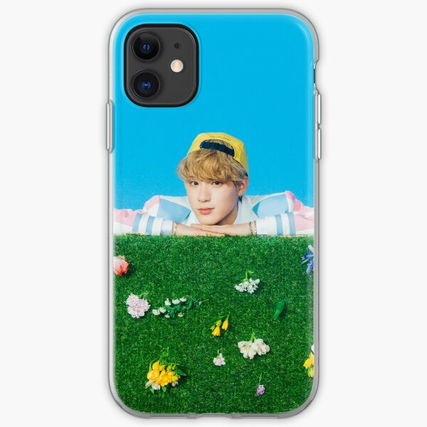 THE BOYZ BLOOM BLOOM ERIC iPhone Soft Case