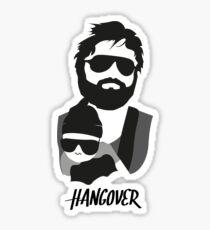 hangover alan stickers redbubble