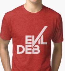 Evil Deb Tri-blend T-Shirt