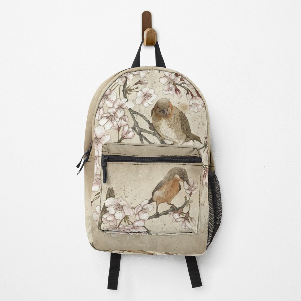 Too many birds Backpack