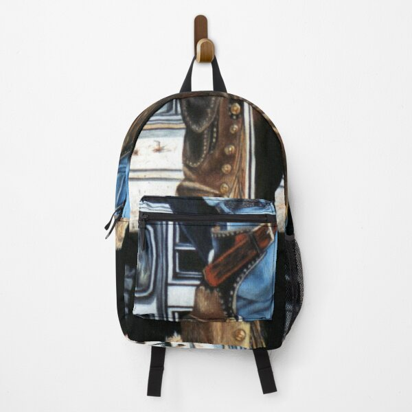 Jeans and Chaps Backpack