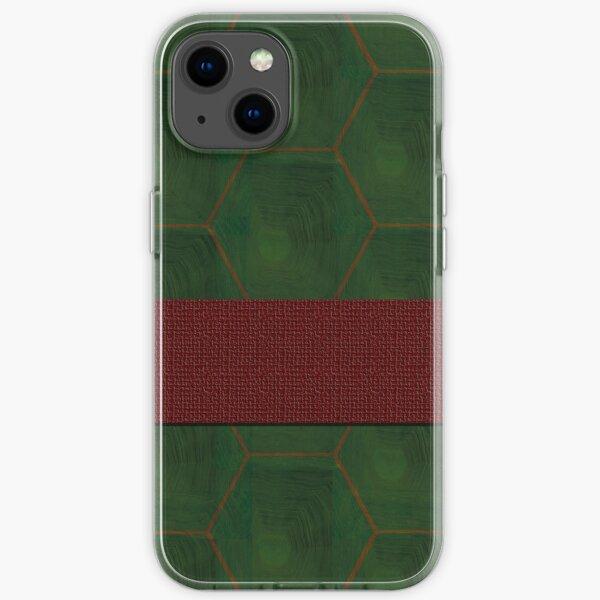 Ninja Turtle Case R iPhone Soft Case