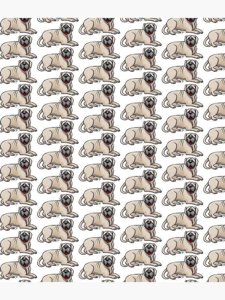 English Bull Mastiff by jameson9101322