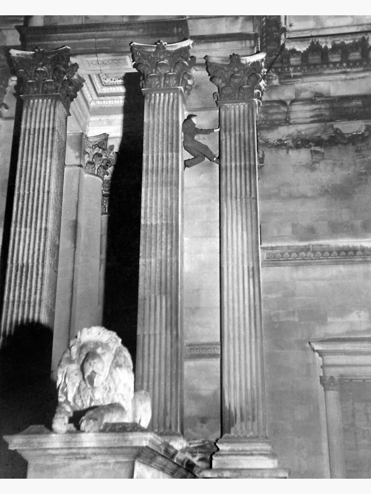 The Fitzwilliam Museum. Lion Chimney by whipplesnaith
