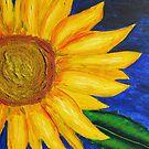 Tropical Sun Flower by Guy Wann