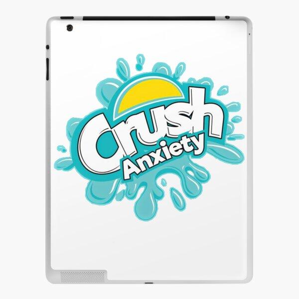 Let's Crush Anxiety iPad Skin
