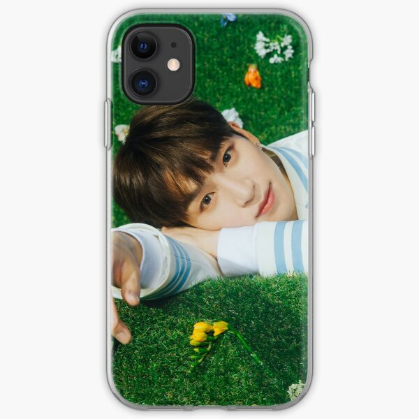 THE BOYZ BLOOM BLOOM SANGYEON iPhone Soft Case