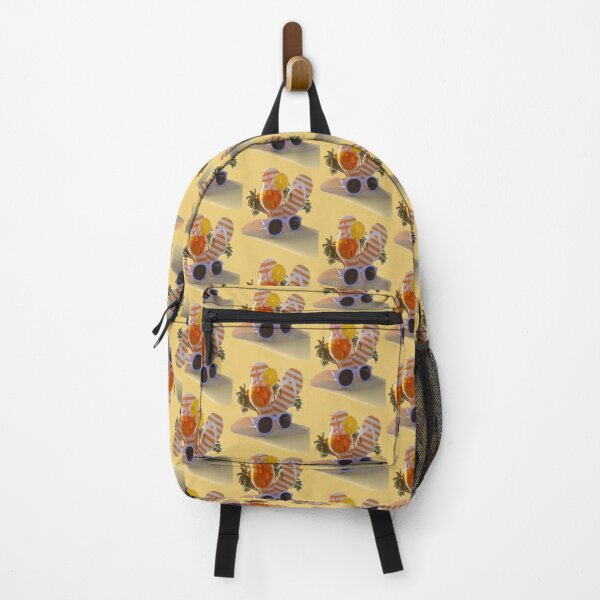 beach drink vacation  Backpack