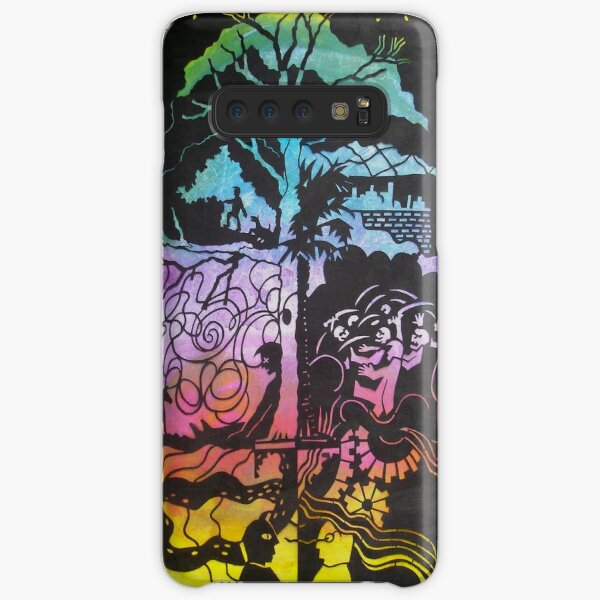 A Tale of the Ragged Mountains in Black Samsung Galaxy Snap Case