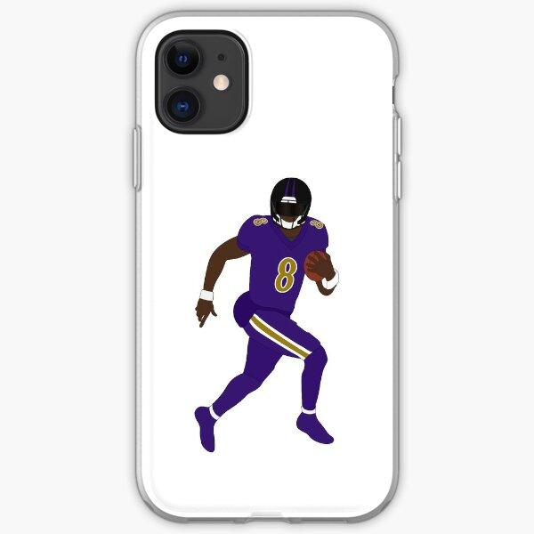 Lamar J Raven iPhone Soft Case