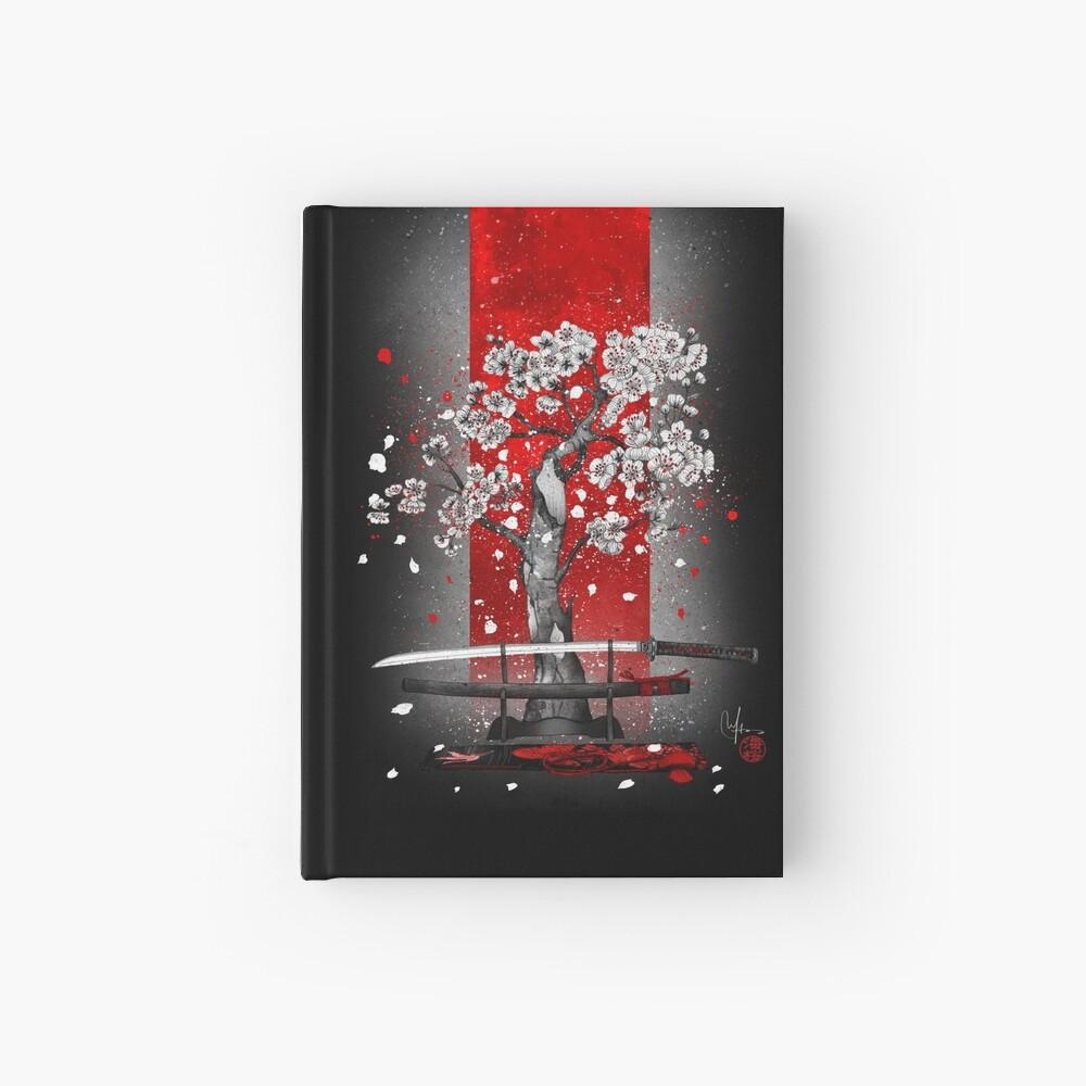 Samurai Hardcover Journal