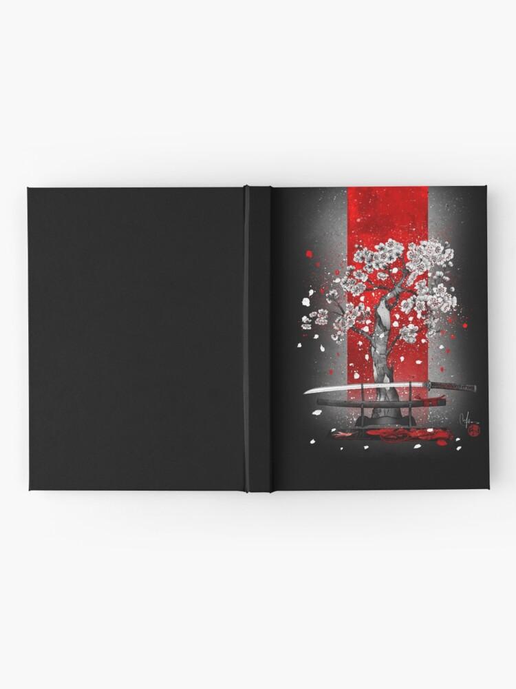 Alternate view of Samurai Hardcover Journal