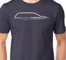 "Street Wagons VT-VZ Bordered ""T-shirt"" Unisex T-Shirt"