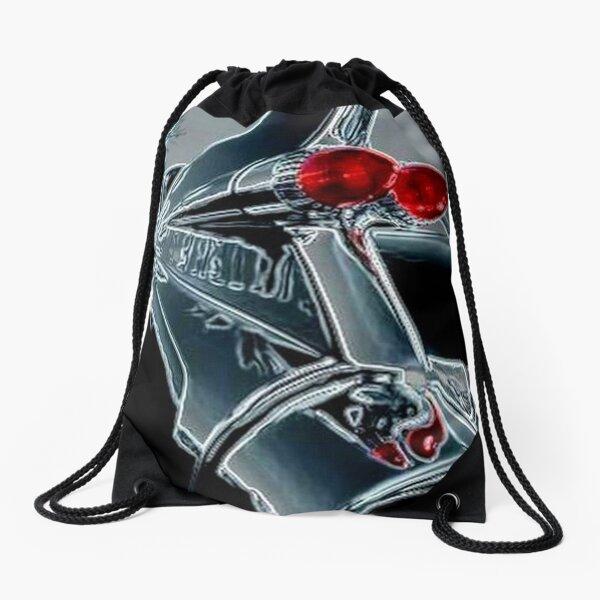 CLASSIC CADILLAC CAR Drawstring Bag