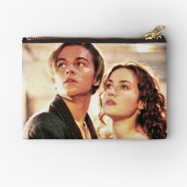 Titanic Jack and Rose Zipper Pouch