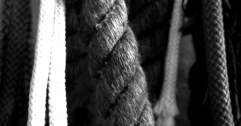 ropes by Mark Batten-O'Donohoe