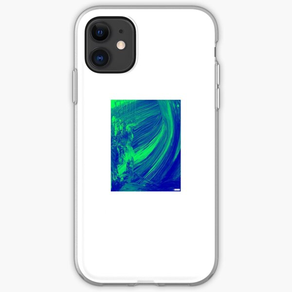 Wave of Bliss iPhone Soft Case