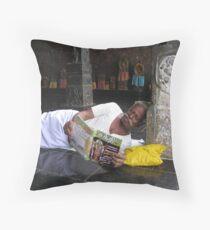 Tiruvannamalai Throw Pillow