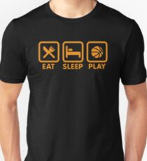 Eat Sleep Play Basketball T-Shirt