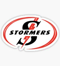 STORMERS SOUTH AFRICA RUGBY WP PROVINCE SUPER 15 RUGBY Sticker