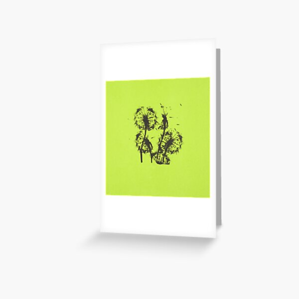 Unnoticed | Dandelions Greeting Card