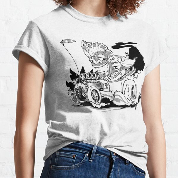 Model Tiki Greaser Edition Classic T-Shirt