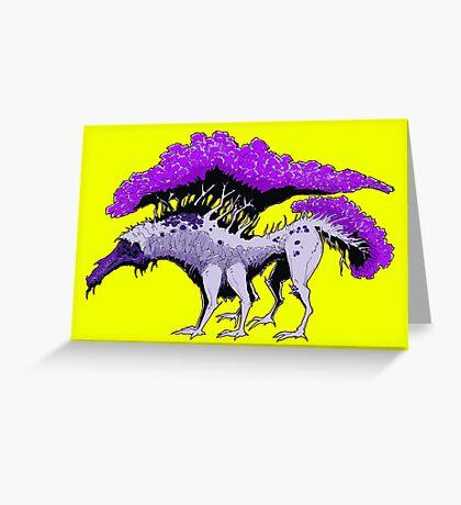 TREEGON III Greeting Card