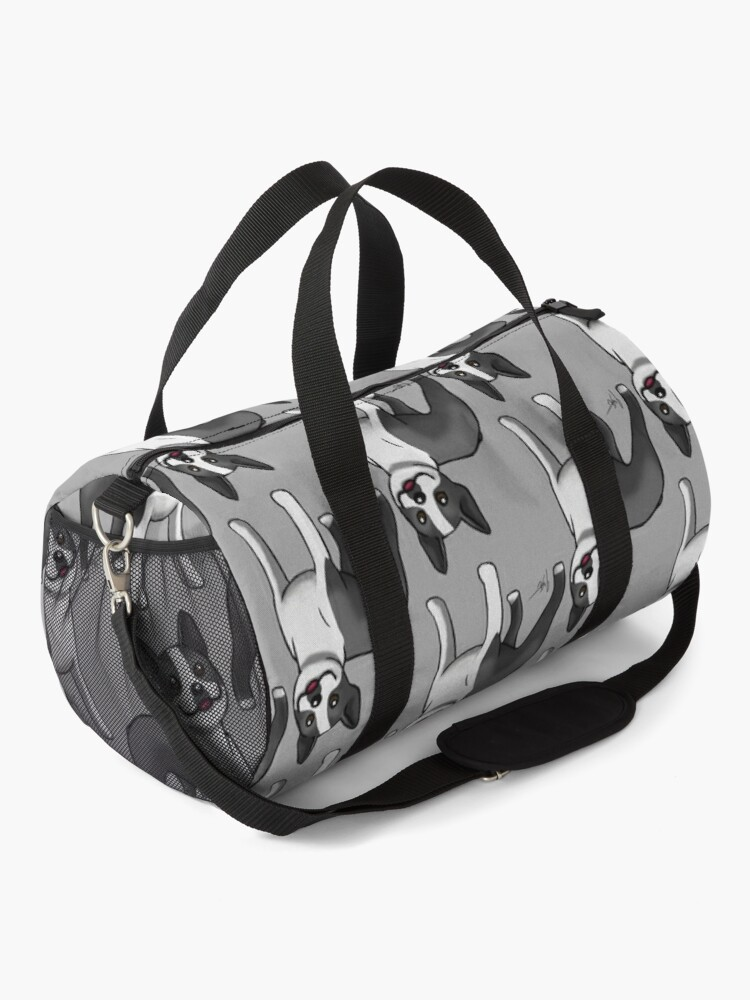 Alternate view of Boston Terrier Duffle Bag