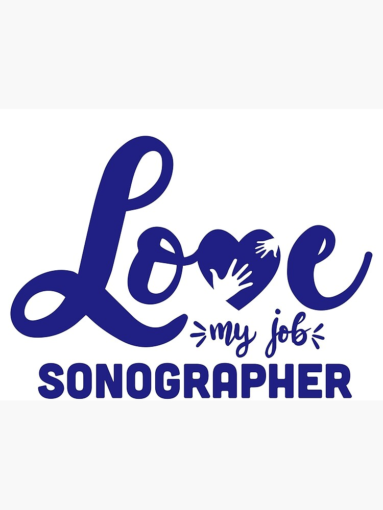 Sonographer Ultrasound Tech Sonographer Squad Gift Idea Ut Life Greeting Card By Brackerdesign Redbubble
