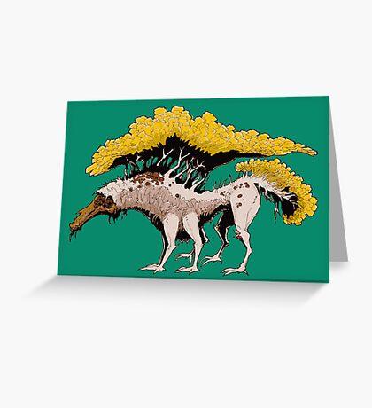 TREEGON IV Greeting Card