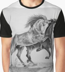"""""""Spanish Brothers"""" PRE stallions Graphic T-Shirt"""