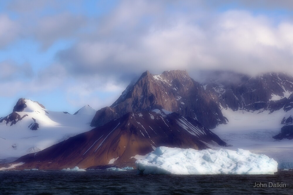 Iceberg Ahead by John Dalkin