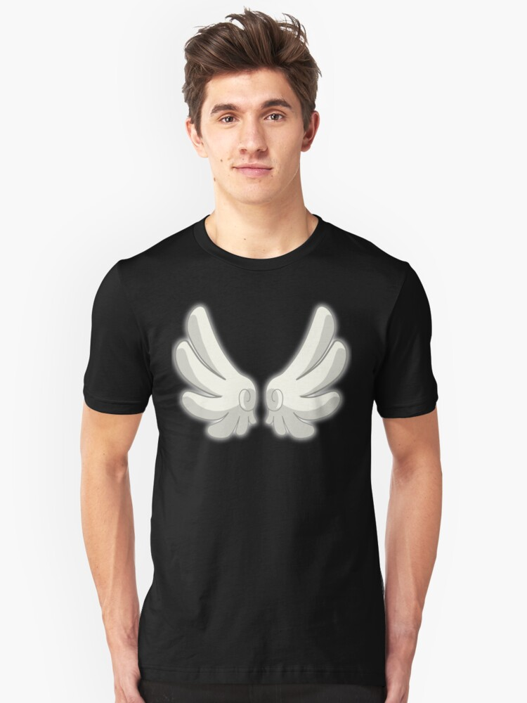 Angel Wings Unisex T-Shirt Front