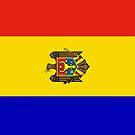 Moldova Flag by pjwuebker