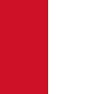 Monaco Flag by pjwuebker
