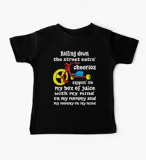 Defending Awesome - Rolling Down The Street Baby Baby T-Shirt