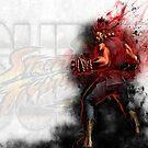 Super Street Fighter 4 - Raging Demon by Stevie B